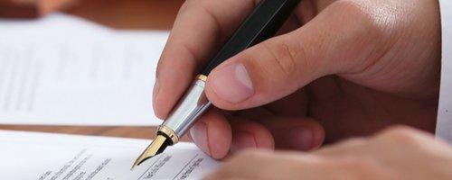 Juristische Texte hochladen und online Angebot für Übersetzung